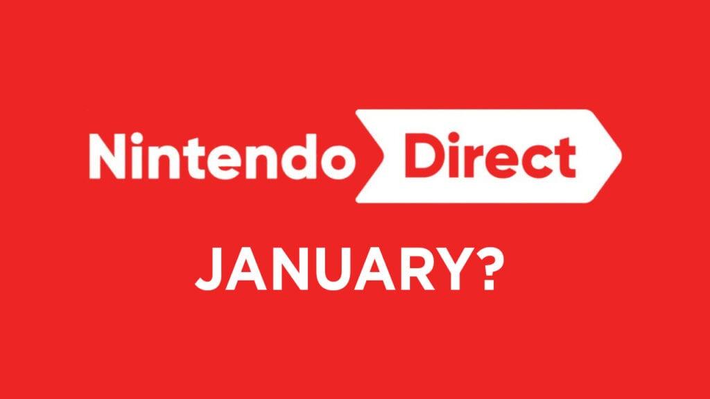 Nintendo Direct January Date