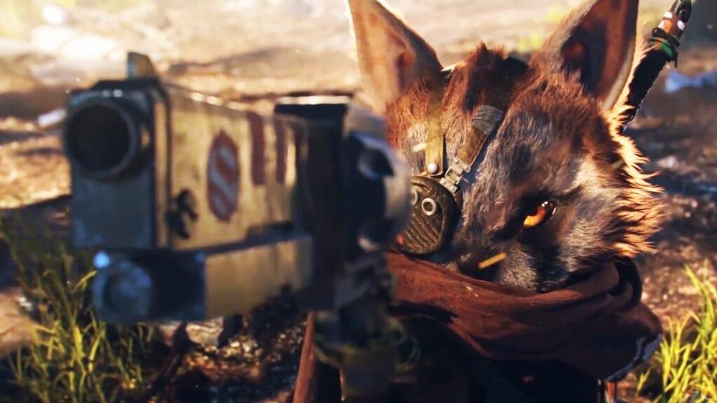 BioMutant Gameplay teaser