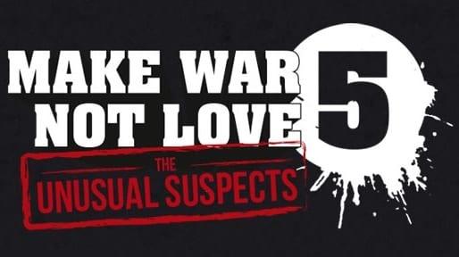 Make War, Not Love