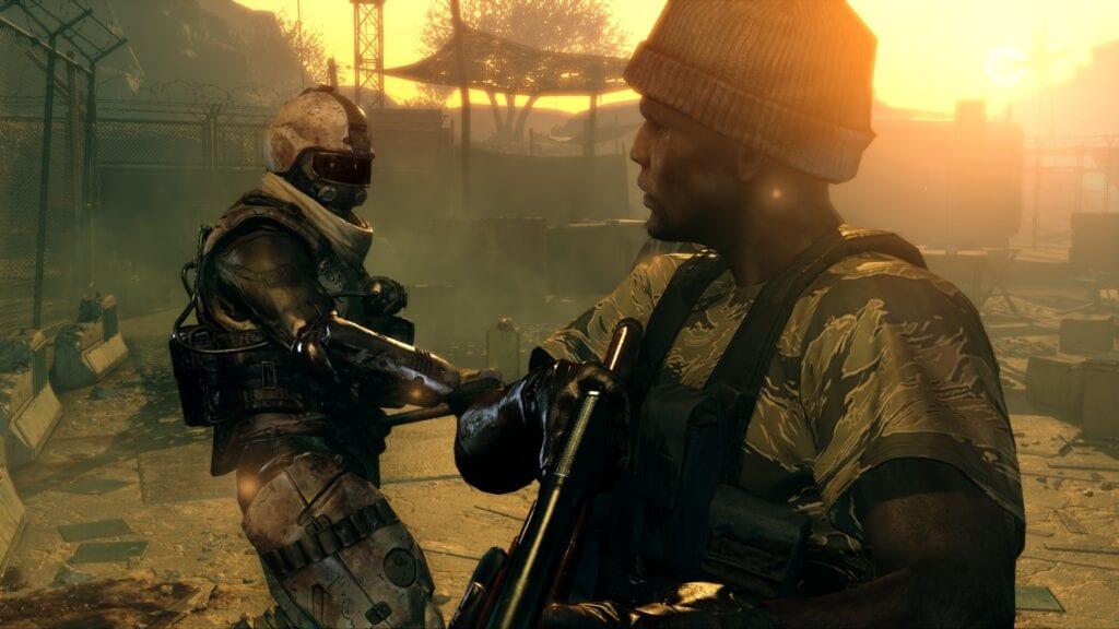 Metal Gear Survive user agreement