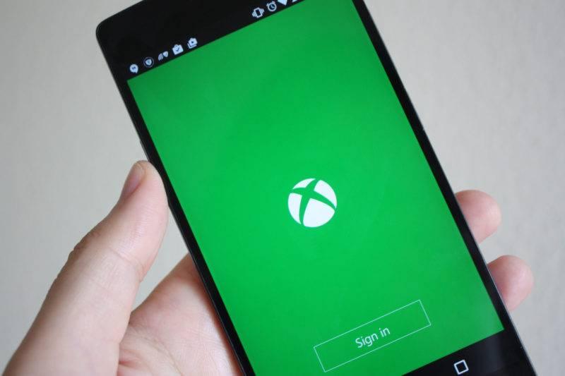 Xbox One Companion App