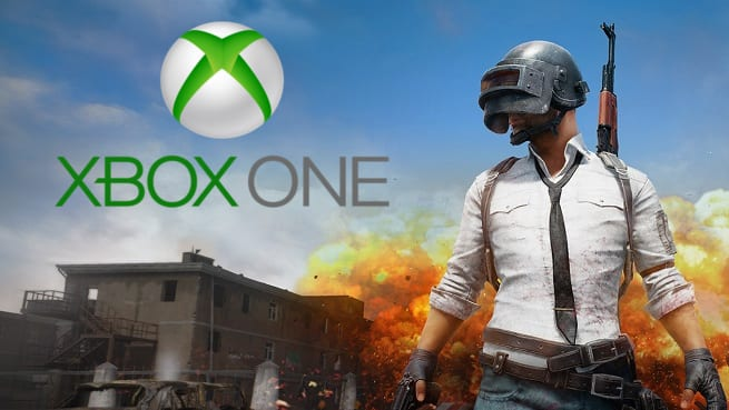 PUBG Xbox One Patch