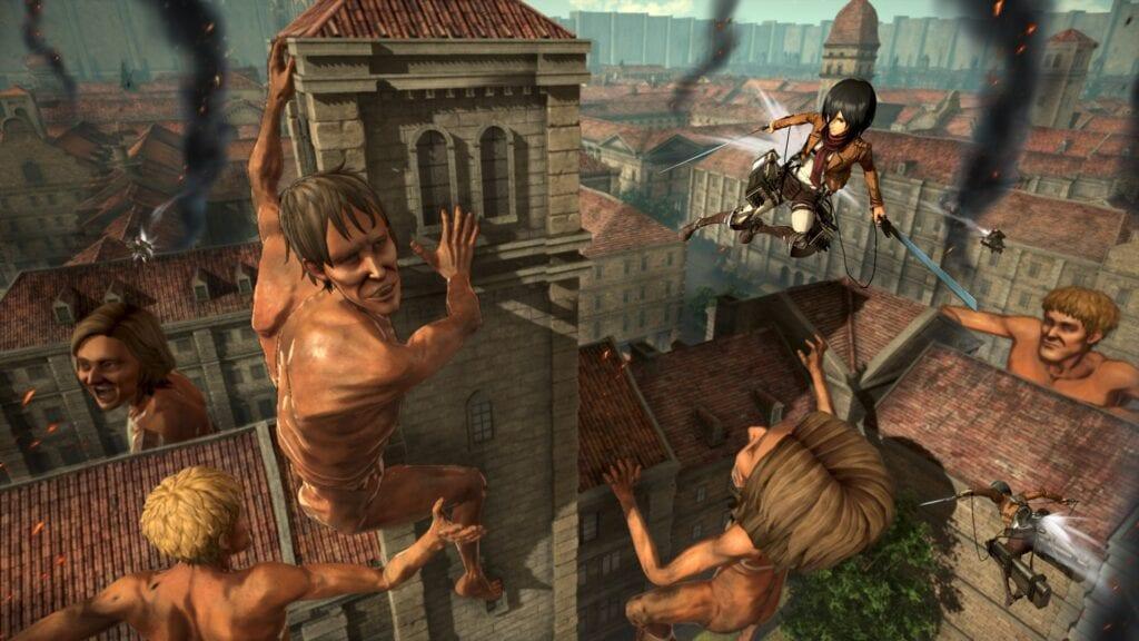 Attack on Titan 2 Predator Mode