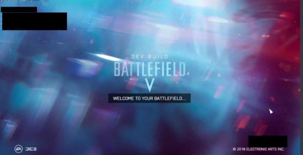 Battlefield V Rumors