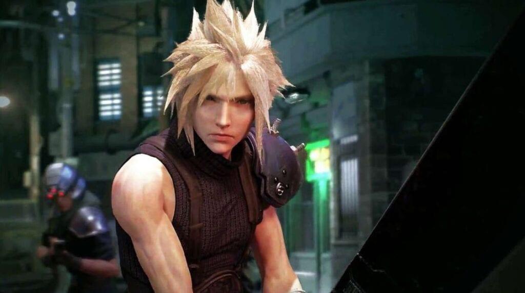 Final Fantasy VII Remake Development Progress