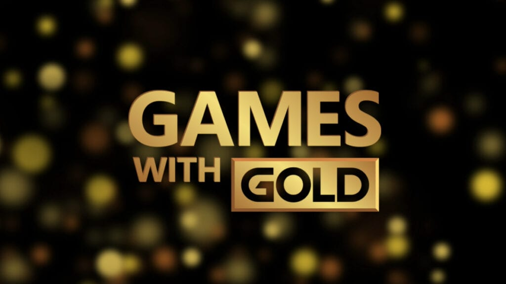 Xbox's April 2018 Games With Gold