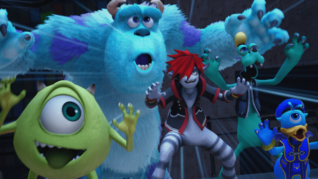 Kingdom Hearts 3 Details