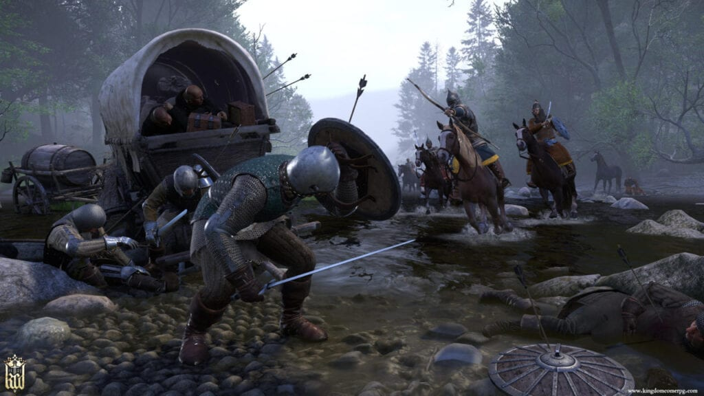 Kingdom Come Deliverance Being used by Czech University