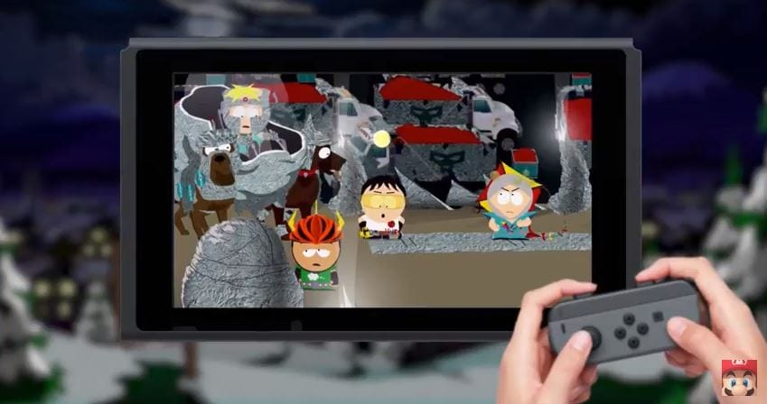Nintendo Switch South Park