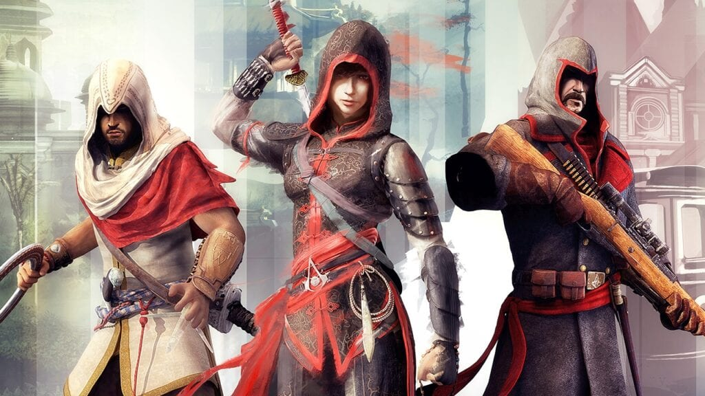 Assassin's Creed 2019