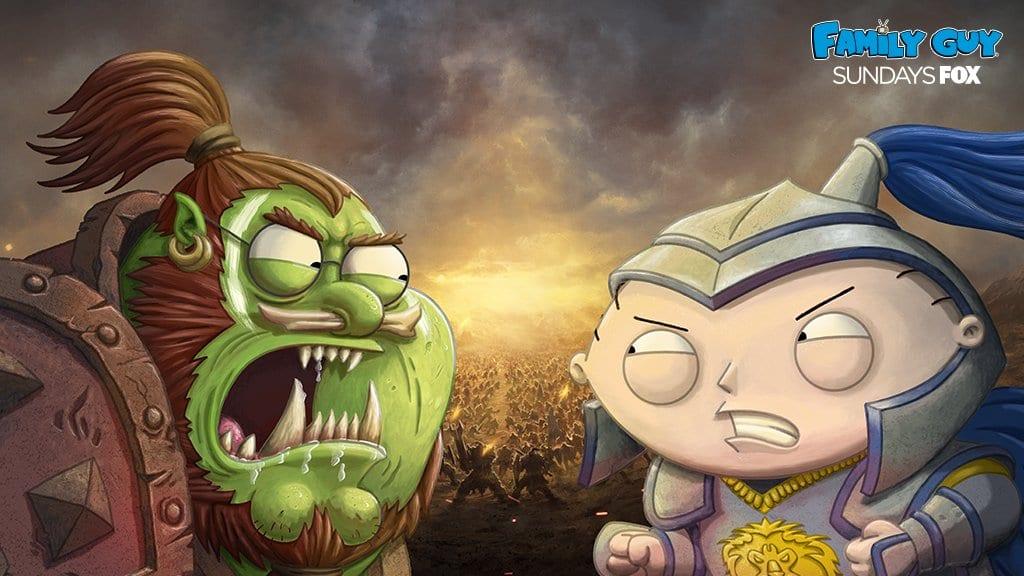 Family Guy Warcraft