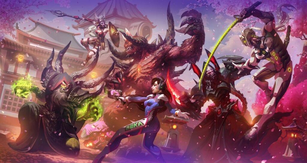 Activision Blizzard Battle Royale