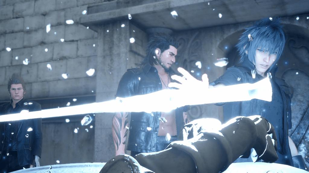 Final Fantasy XV Shadow of the Tomb Raider