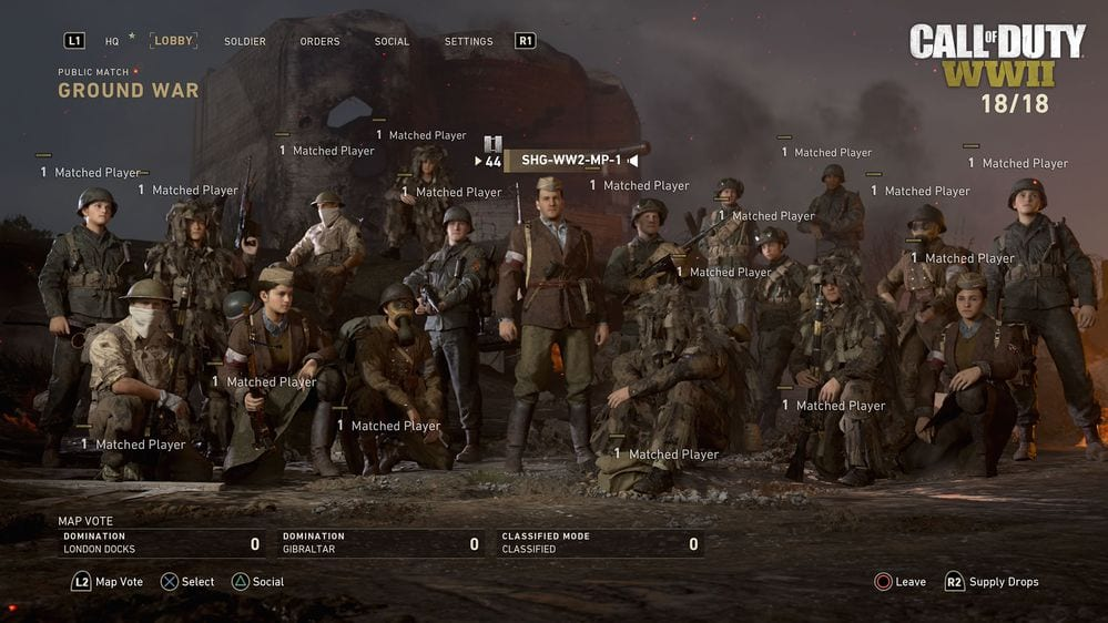 wwii ground war