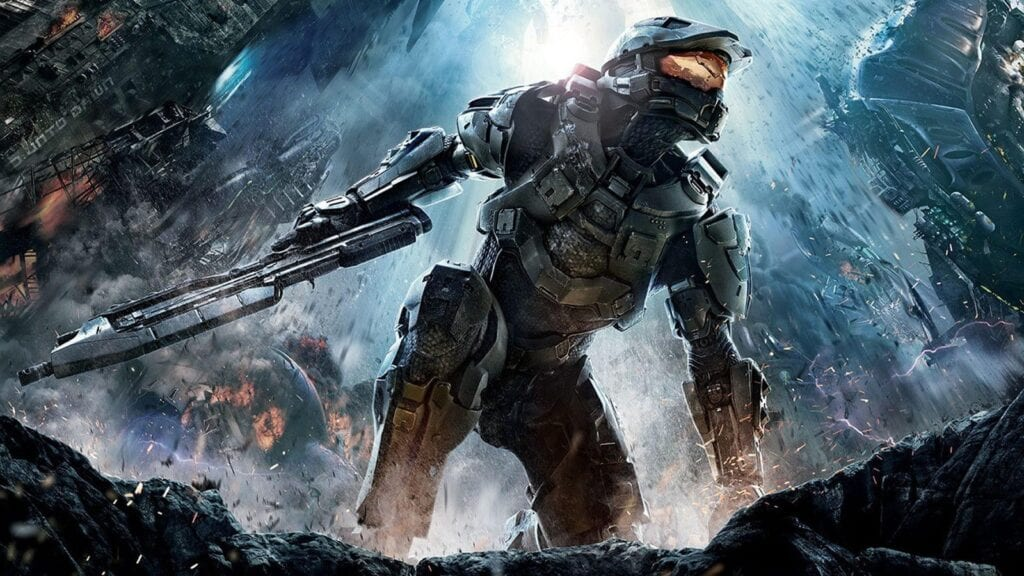 Halo Live-Action TV Series Coming To Showtime