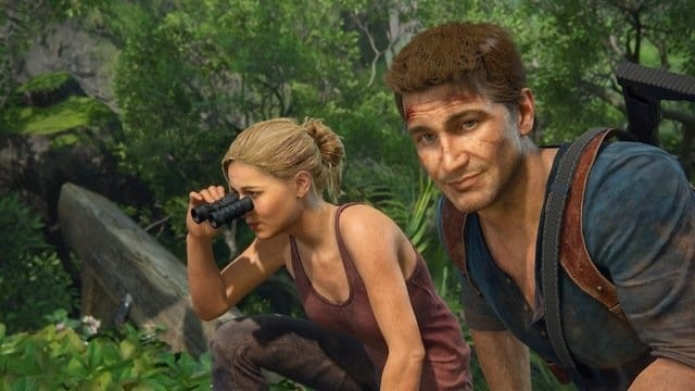 Uncharted: Nathan Drake Is 'Lucky,' Doesn't Take Bullet Damage