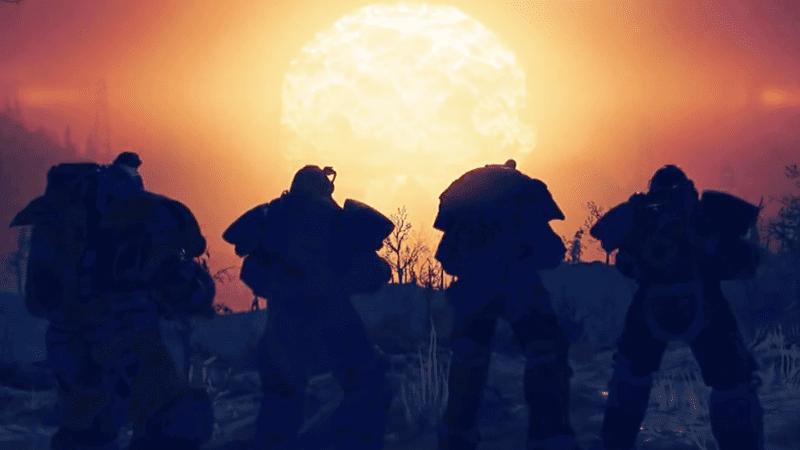 Fallout 76 Nuke System