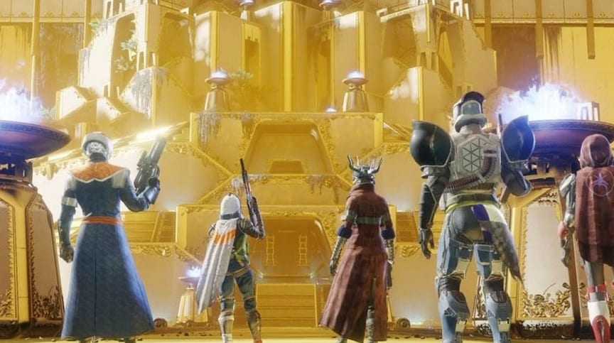 81-Year-Old Destiny 2 Player Goes Viral After Sharing Heartwarming Raid Story