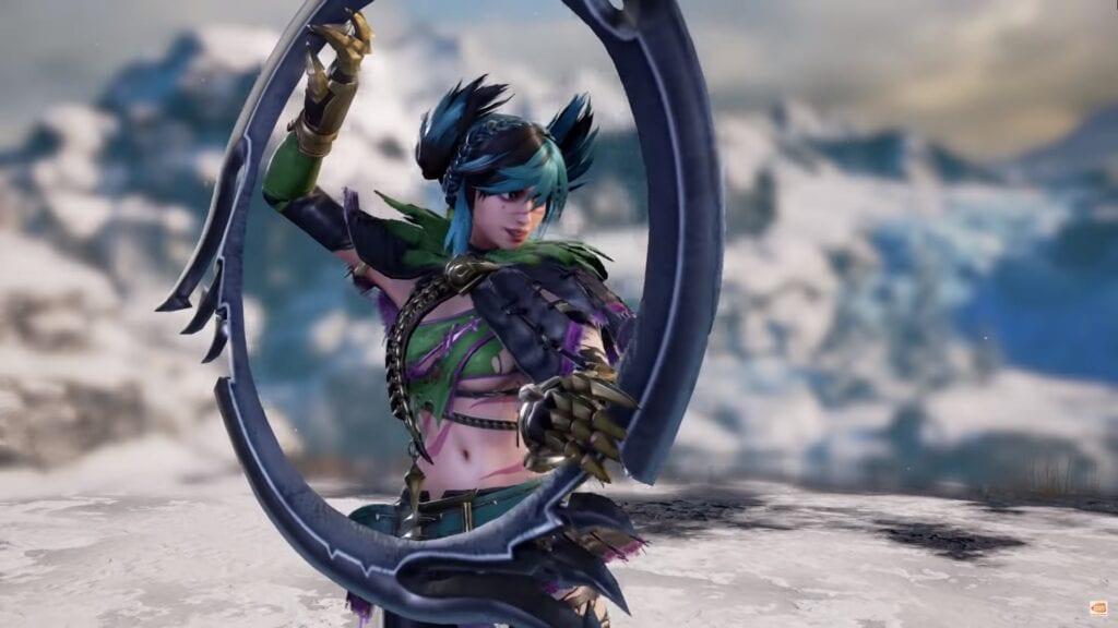 SoulCalibur VI Reveals DLC Character Tira, New Story Mode (VIDEO)