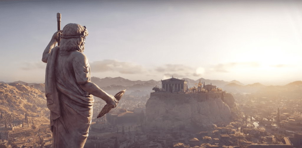 Assassin's Creed Odyssey Ancient Greece