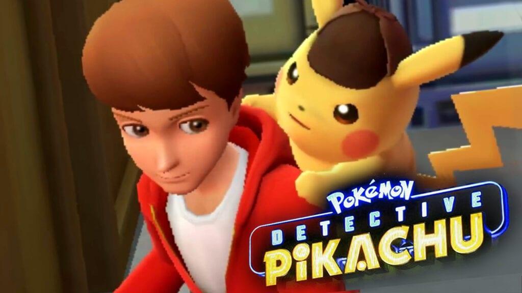 Detective Pikachu Movie Live-Action Pokemon Battle