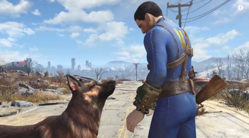 Fallout 76 Dogs