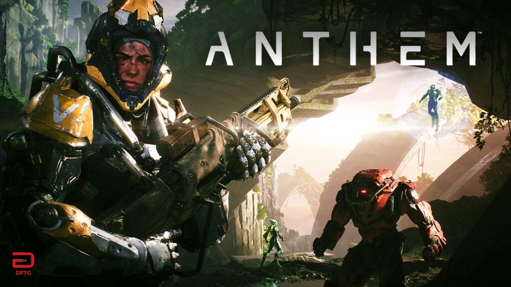 Anthem: New Details On Cross-Play, Gear Loadouts Revealed