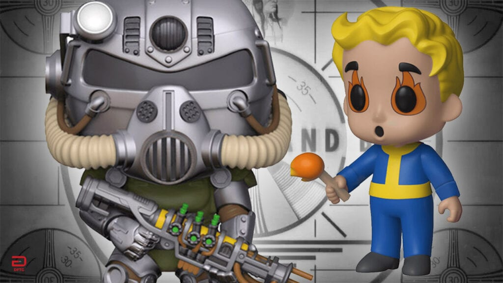 Fallout Funko Pops Are All Kinds Of Rad