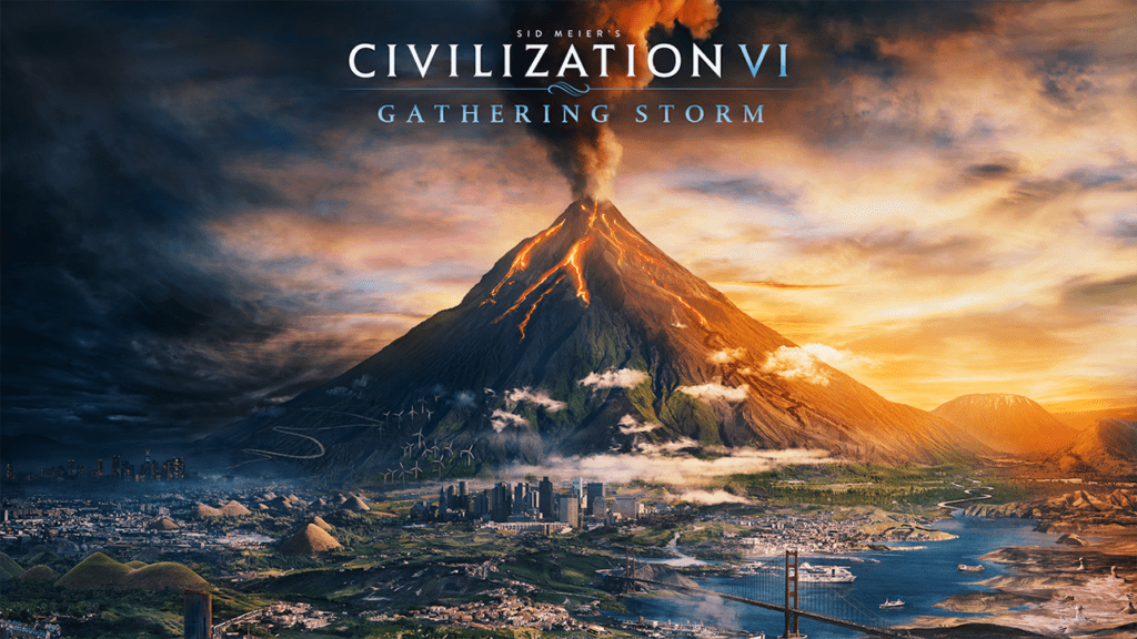 Civ VI Gathering Storm