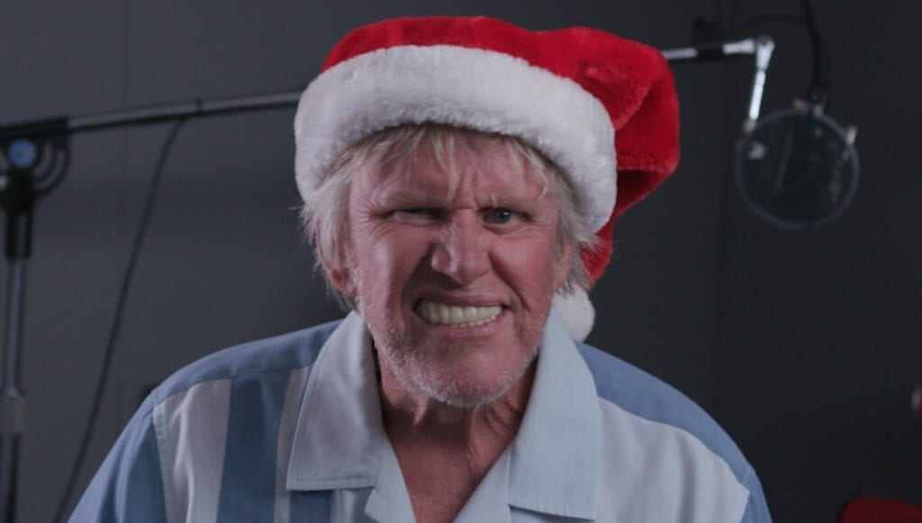 Killing Floor 2 Update Features Gary Busey As 'Badass Santa' (VIDEO)
