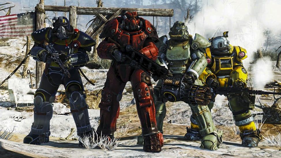Xbox Live Gold Power Armor Contest