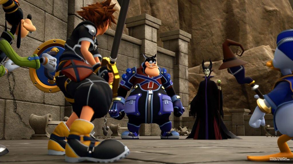 Three New Kingdom Hearts 3 videos