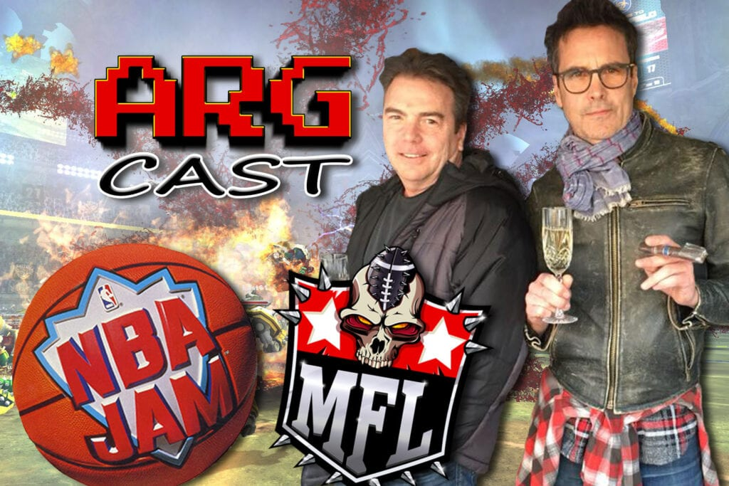 ARGcast #142: Arcade Sports with Tim Kitzrow and Michael Mendheim
