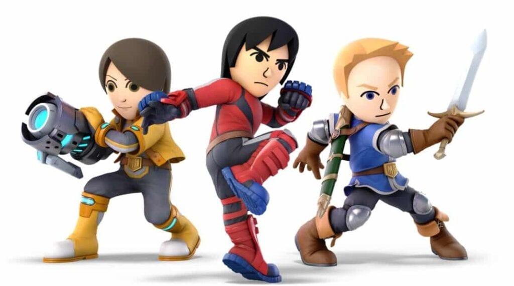 Super Smash Bros. Ultimate Mii Fighter Costume DLC Revealed