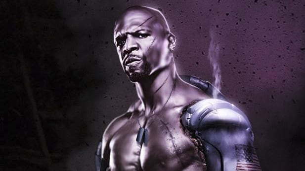 Mortal Kombat - Terry Crews - Jax