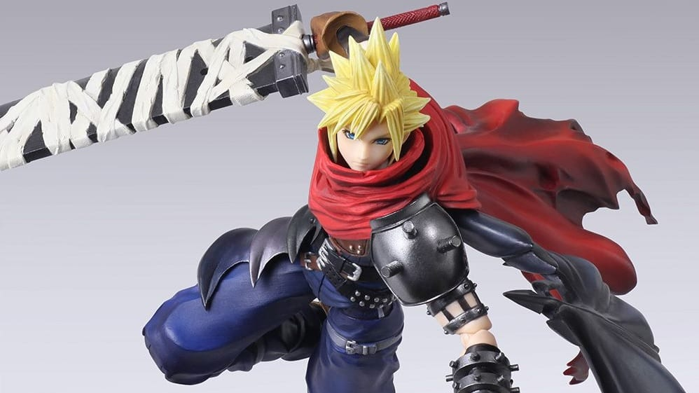 Final Fantasy Cloud Strife (KH) Collectible Now Available For Pre-Order (GALLERY)