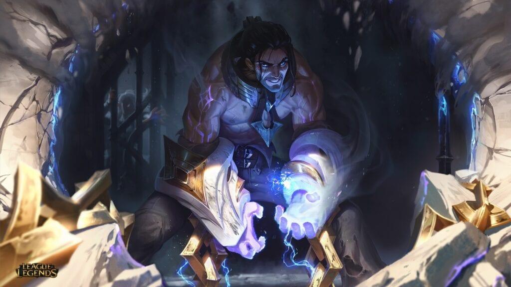 League Of Legends Reveals New Chain-Wielding Champion 'Sylas' (VIDEO)