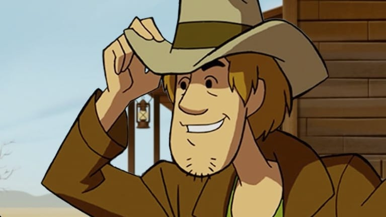 Shaggy Red Dead Redemption 2