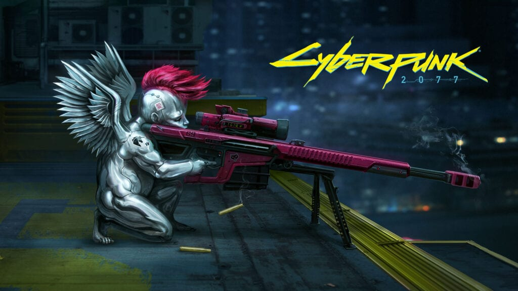 Cyberpunk 2077 DLC Reveal