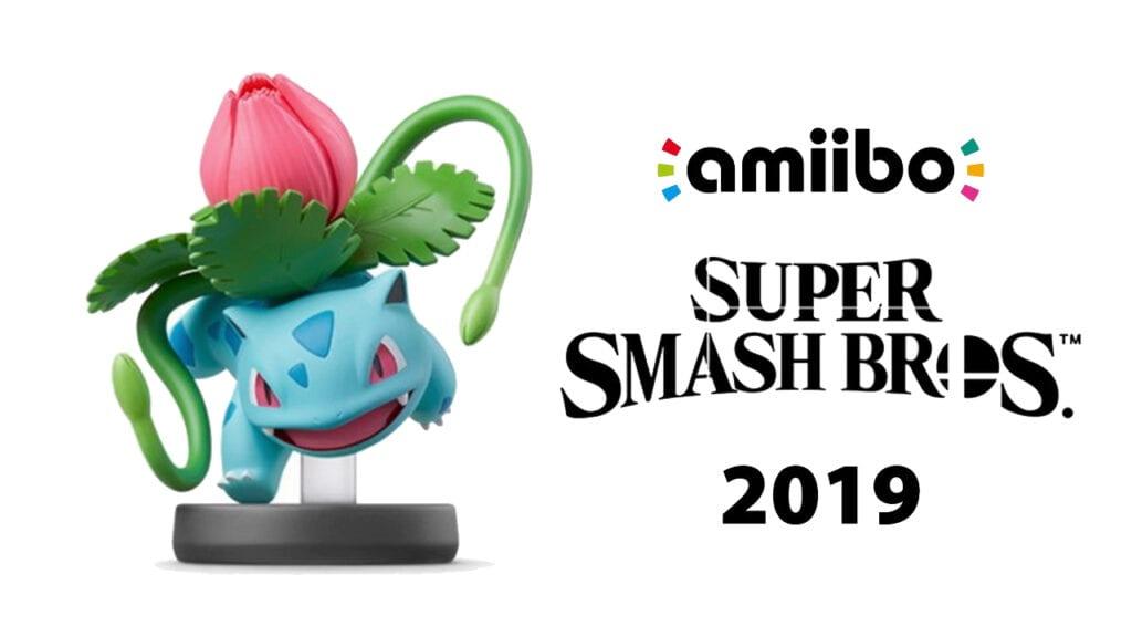 New Super Smash Bros. Ultimate Amiibo Figures Revealed
