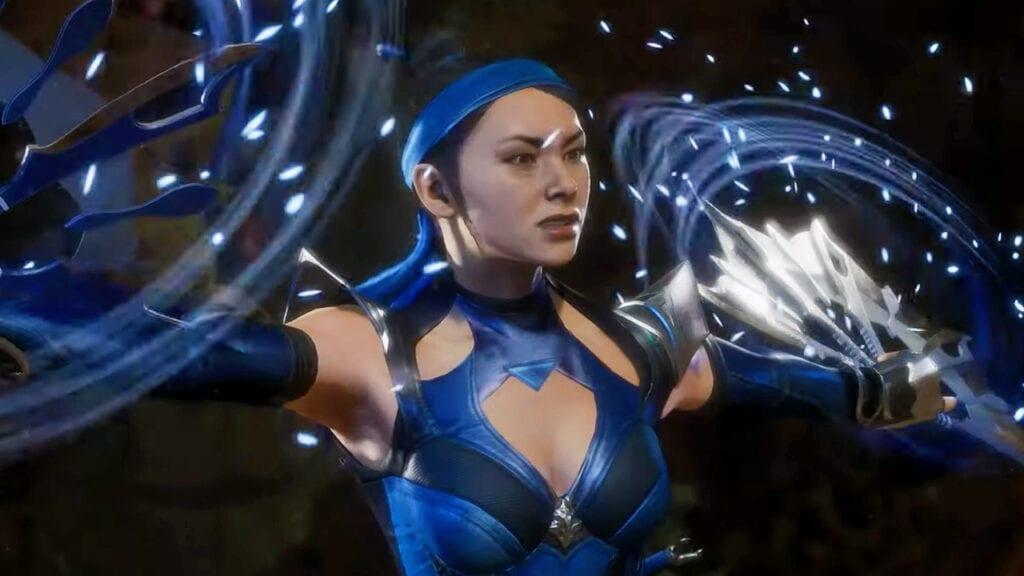Mortal Kombat 11 Reveals Kitana In New Gameplay Trailer (VIDEO)