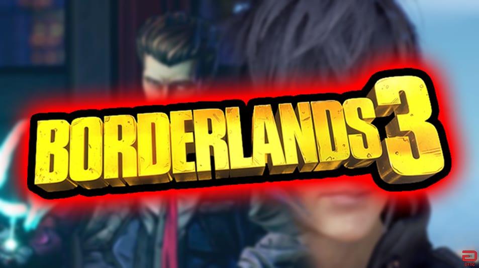 Borderlands 3 Rhys Ray Chase