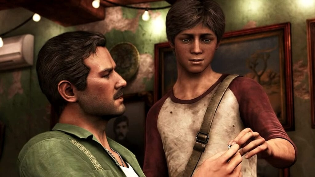 """Uncharted Movie Currently In """"Advanced Development"""""""
