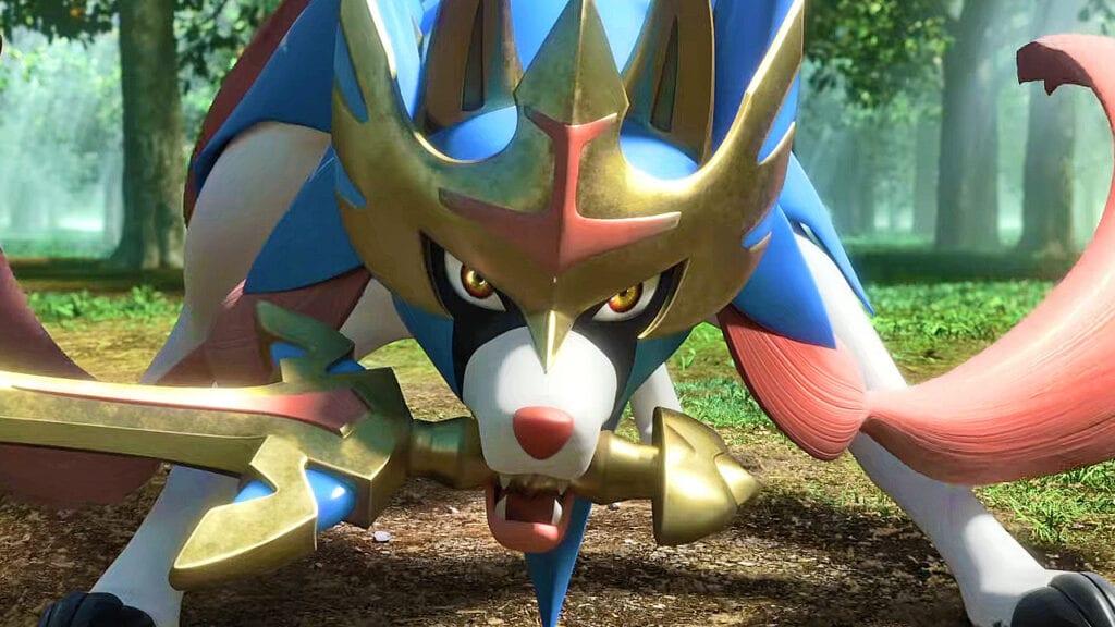Pokémon Sword and Shield Legendary Pokemon Revealed (VIDEO)