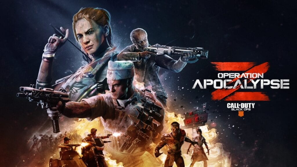 Call Of Duty: Black Ops 4 Zombies Invade All Modes In New Event (VIDEO)