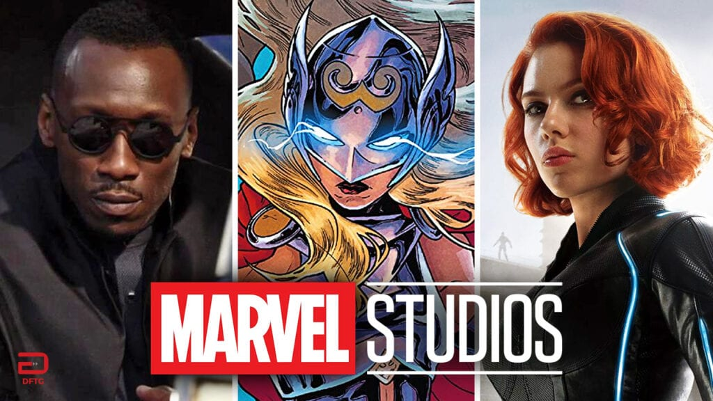 Marvel Studios Reveals Phase 4 Lineup At SDCC – Here's Everything Announced