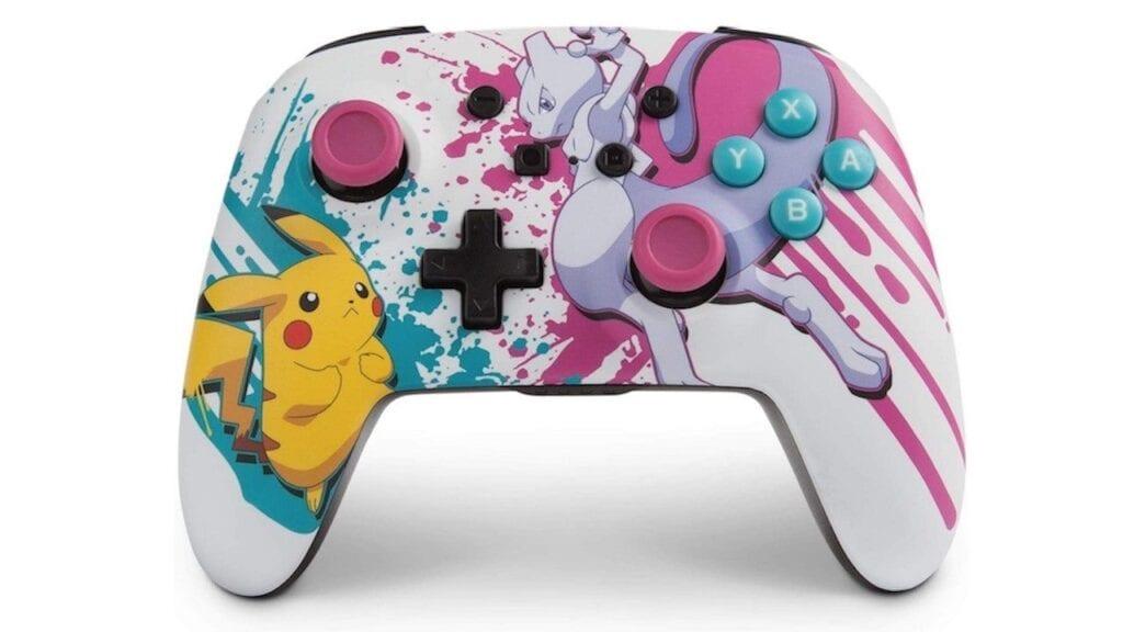Pokemon Nintendo Switch Controller