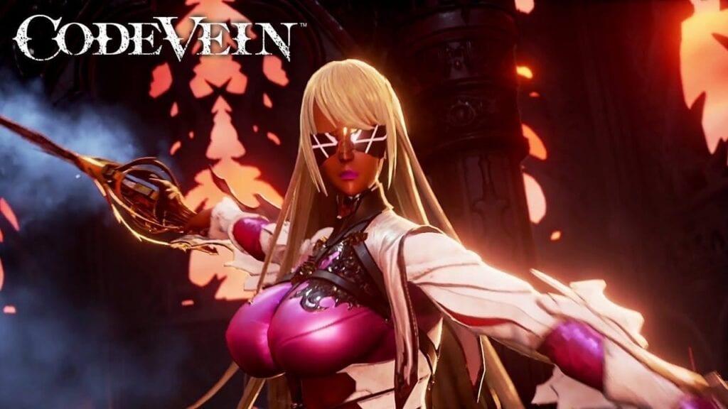 New Code Vein Trailer Reveals The Blade Bearer & Cannoneer Boss Fight (VIDEO)