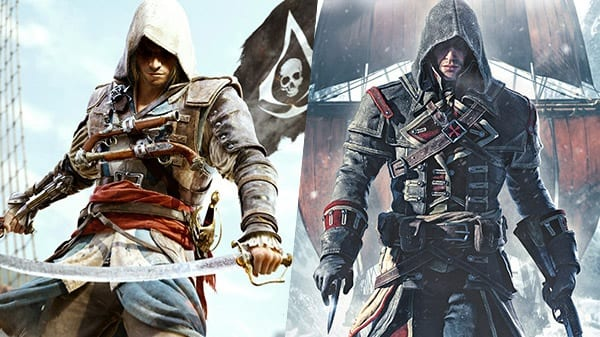 Assassin's Creed: The Rebel Collection Confirmed For Nintendo Switch (VIDEO)