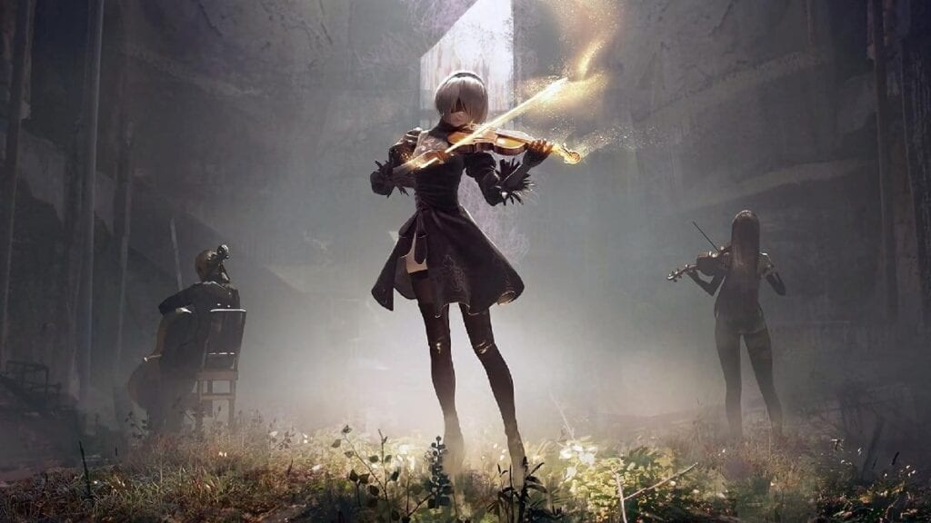 NieR: Orchestra Concert Tour Announced For US, London, And Bangkok